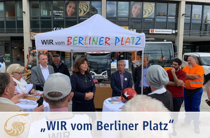 """Prof. Dr. Dhom & Kollegen """"WIR vom Berliner Platz"""""""