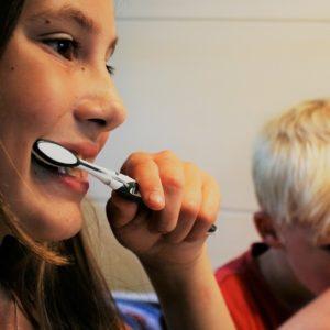 Kind Zahnarzt